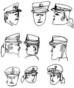 Ansichten zur Polizei
