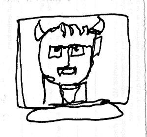 Der Teufel im Fernsehen