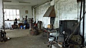 Schmiede Werkstatt für Kurse