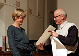 Julia Libiseller gets prise for best Scythe Film 2016
