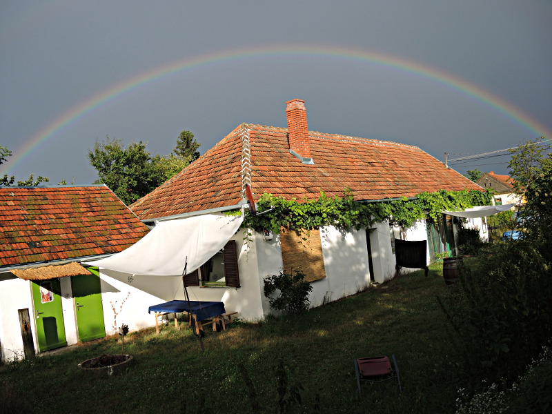 Fuchshaus in Pápoc