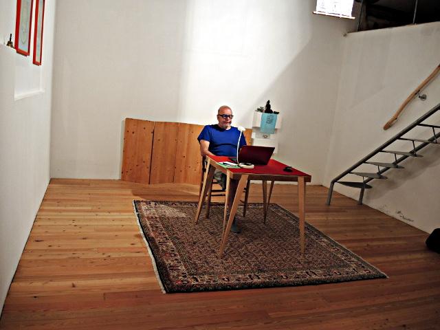 im fuchshaus, foto: irmgard kirchner 2017
