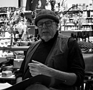 Michael Bauer liest bei bitterernst.at in Wien